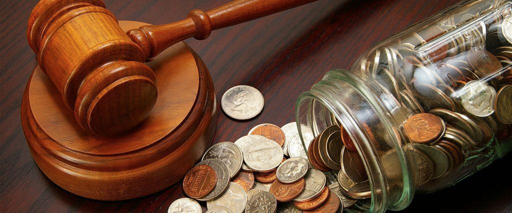 взыскание долгов с ликвидируемой организации